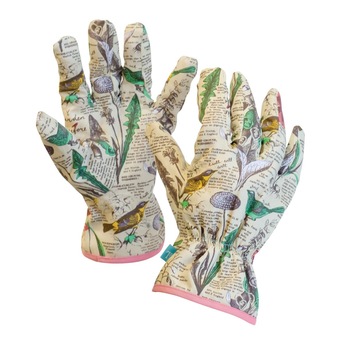Thoughtful garden gloves