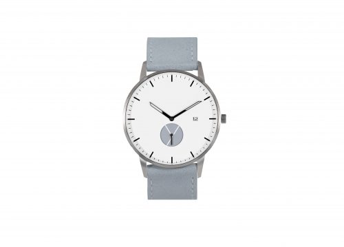 Signature silver / grey watch
