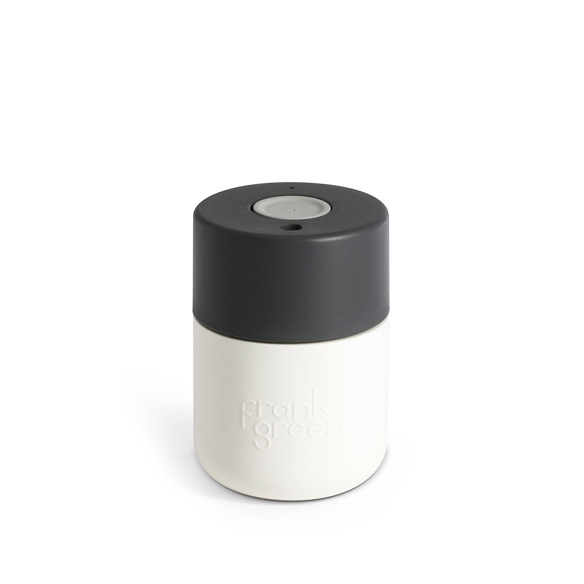 Frank green smart cup - white/cool grey