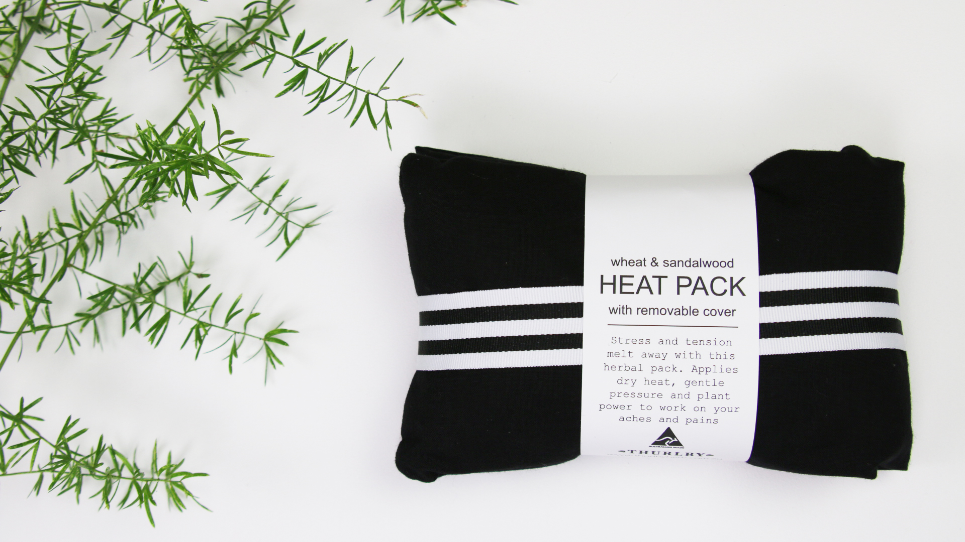 Tailor made heat pack