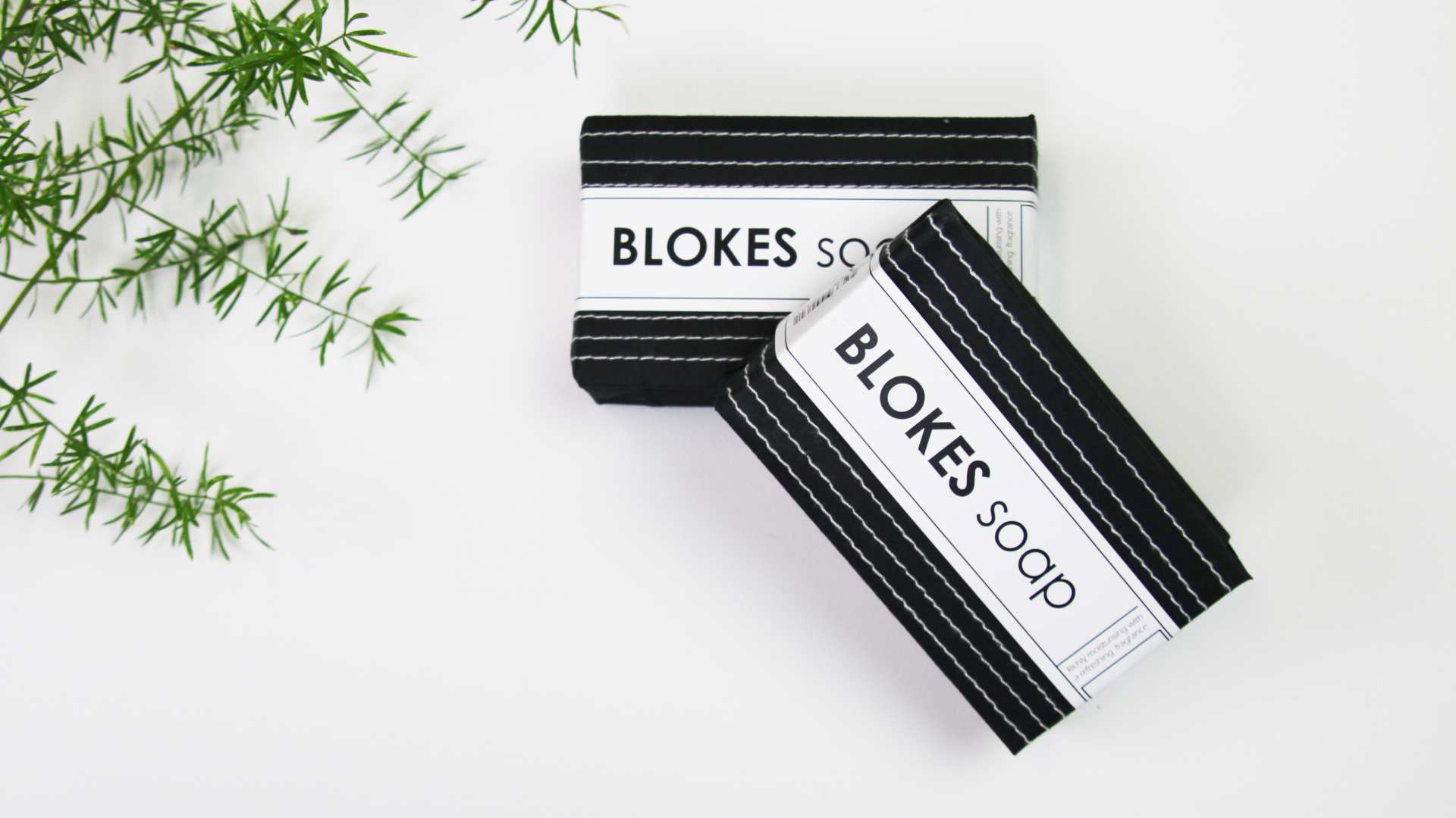 Tailor made blokes soap